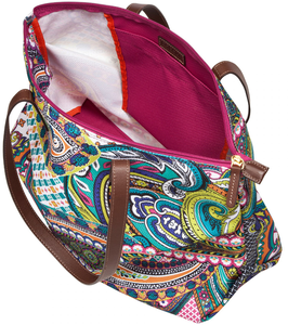 Roeckl Bottle Bag Shopping L multi exotic
