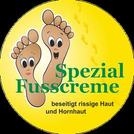 Spezial Fusscreme Reise-Dose