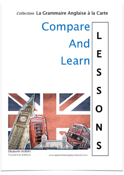 Pour QUELQUES EUROS DE PLUS= le livre Compare and Learn: Lessons B2C1C2 + le livre COMPARE AND LEARN: Exercises with Answers B2C1C2 -  étudiants, adultes, enseignants, formateurs
