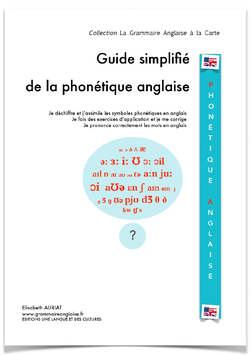 Guide simplifié de la phonétique anglaise