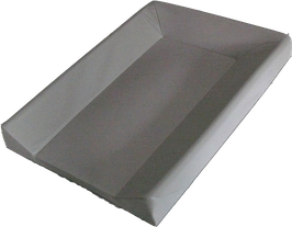 Matelas à langer taupe Babycalin® Luxe