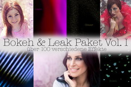 Bokeh & Leak Paket Vol. I