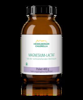Heidelberger Magnesium-Lactat 400g Pulver