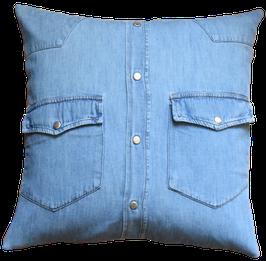 Jeans Kissenhülle