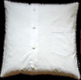Kissenhülle Weißeshemd 3