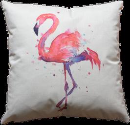 Kissenhülle Flamingo 1