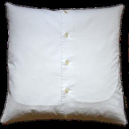 Kissenhülle Weißeshemd 4