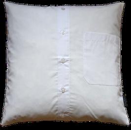 Kissenhülle Weißeshemd 2