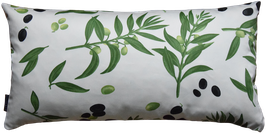 Kissenhülle Olive 2er Set