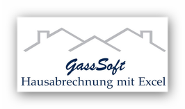 """Aktivierungscode für die  """"Gass-Excel-Hausabrechnung"""""""