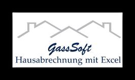 """Aktivierungscode für die """"Gass-Excel-Hausabrechnung-PRO_US- Version"""""""