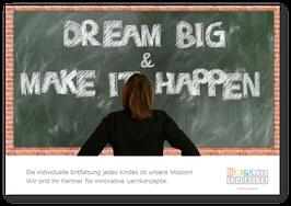 Konzept mit System für Bildungseinrichtungen