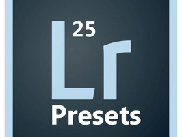 25 Lightroom Presets for Adobe Lightroom CC, 6, 5 & 4