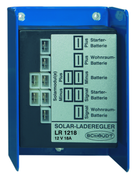 Schaudt charge controller (up to 200Wp 12V)
