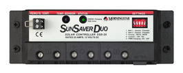 Morningstar charge controller SunSaverDuo Basic (up to 425Wp 12V two circuits)