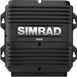 RS90 SIMRAD BLACK BOX VHF AIS RECEIVE ONLY 000-11227-001 V90
