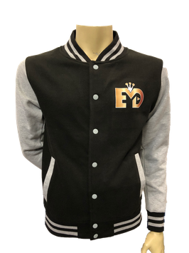 Emoj!´s College Jacke inklusive Druck
