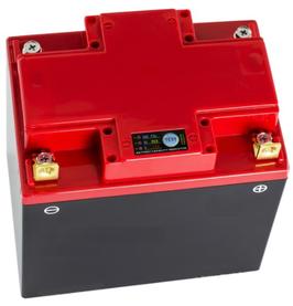 Leichtbau Batterie, ca. 15.3 Kg Ersparnis