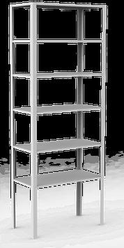 MGP 12060 EA Muebles de guardado de piso