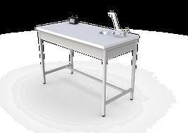 MP 12060 LPL  Mesa de laboratorio para profesor