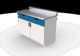 MGB 12060 INOX  Muebles de guardado bajos