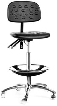 1912A ESD Silla ensamble electrónico conductiva