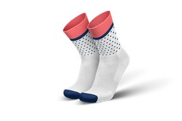 INCYLENCE RUNNING CLASSIC DOTS CORAL