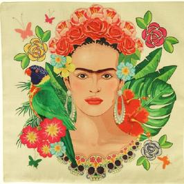 """Kissenhülle im mexikanischen Stil """"IN MY WILDEST DREAMS"""""""