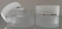 Cremetiegel Glas - 50 ml