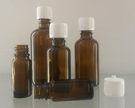Braunglasflaschen - 10 ml