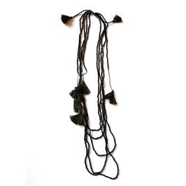"Necklace "" ADISRA""  Black"