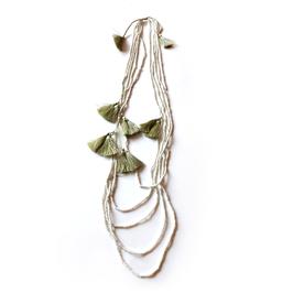 "Necklace "" ADISRA""  White"