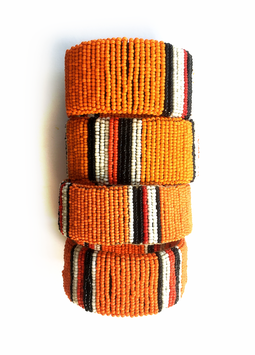 Maasai Stand together • orange