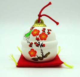 Clochette fleurs de prunier