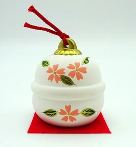 Clochette fleurs de sakura