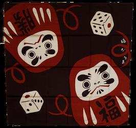 Grand Furoshiki Daruma