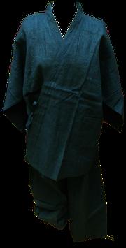 Samue Tissage Shijira Bleu foncé