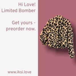 Bomber leo wool