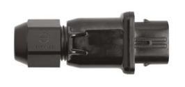 Enphase AC-Adapter für 230 Volt Anschluss, Q-Steckverbindungen Buchse für AC Kabel, Q-CONN-R-10F