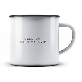 Tasse BILLIE JEAN