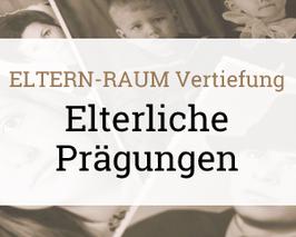 14.09 & 23.11. *** ELTERN-RAUM Vertiefung *** Isernhagen