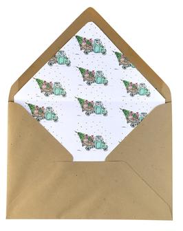 Matching envelop Livraison Spéciale