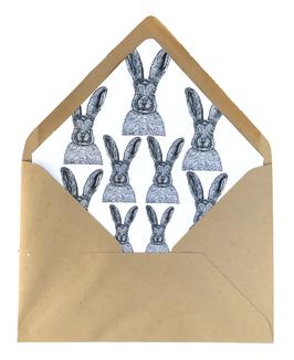 Matching envelope MR. Brumble