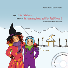 Kinderbuch inkl. CD mit Geschichte in Walliser Mundart