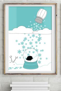 »Lost Snowman«