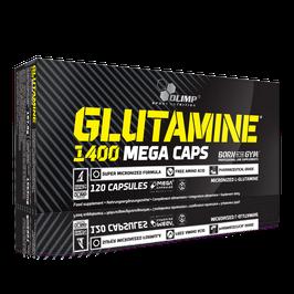 Olimp L-Glutamine Mega Caps, 120 Caps
