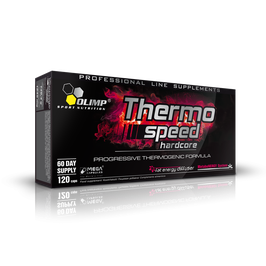 Olimp THERMO SPEED® HARDCORE, 120Caps