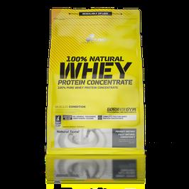 100 % Natural Whey Protein Konzentrat, 700g Beutel