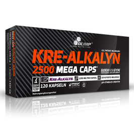 Olimp Kre-Alkalyn 2500, 120 Caps