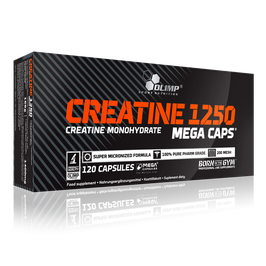 Olimp Creatine Mega Caps, 120 Caps